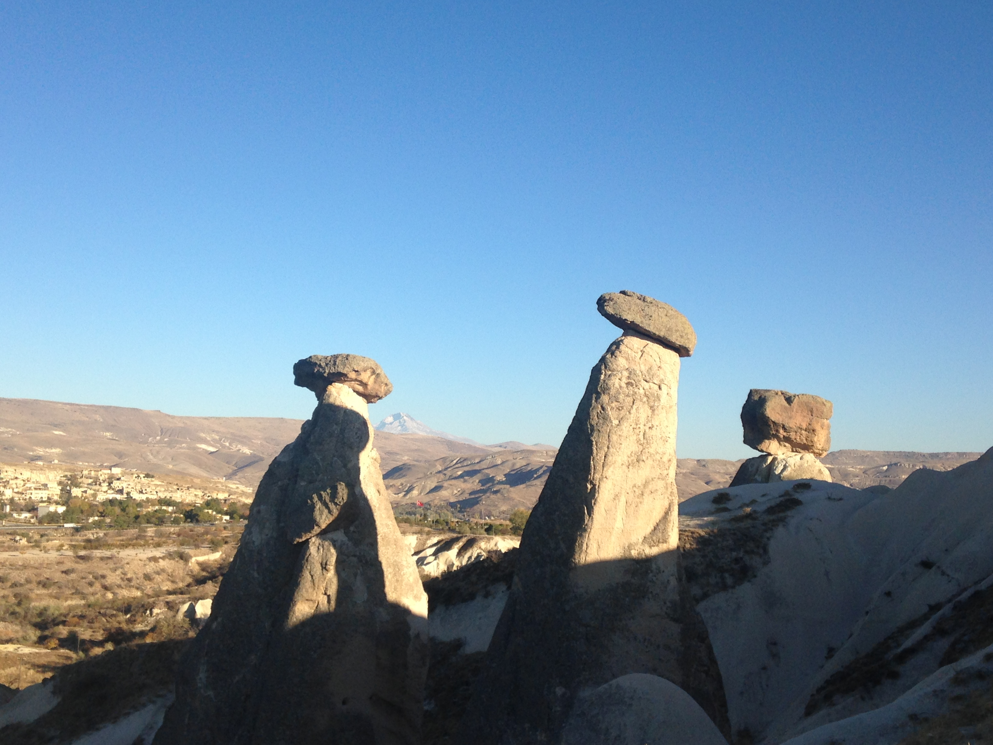 the three beauties cappadocia