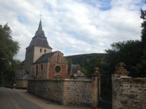 abbaye du laval dieu